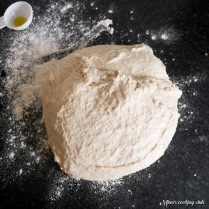 pains pitas maison