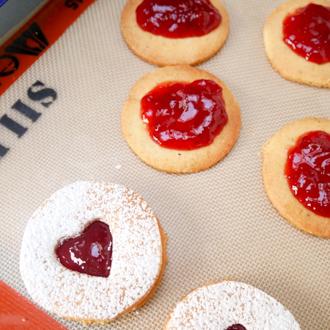biscuits confiture saint valentin mimi patisserie