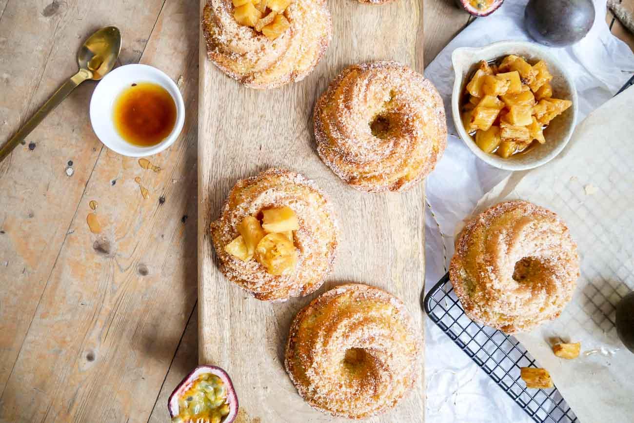 bundt cakes passion ananas