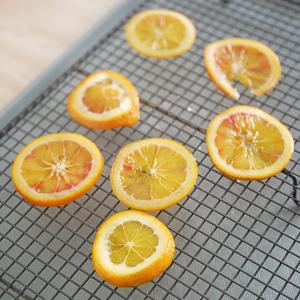 oranges égouttées