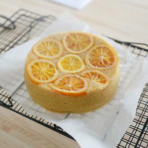 cake démoulé