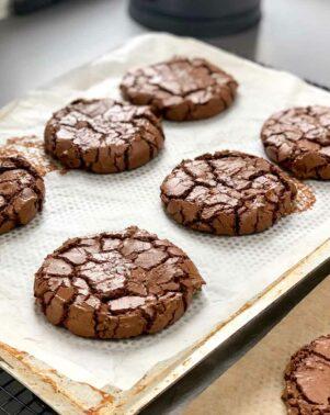 cookies double chocolat edd kimber