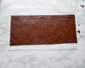 decoration chocolat temperage