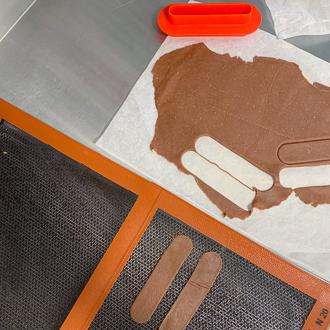 pâte sablée cacao
