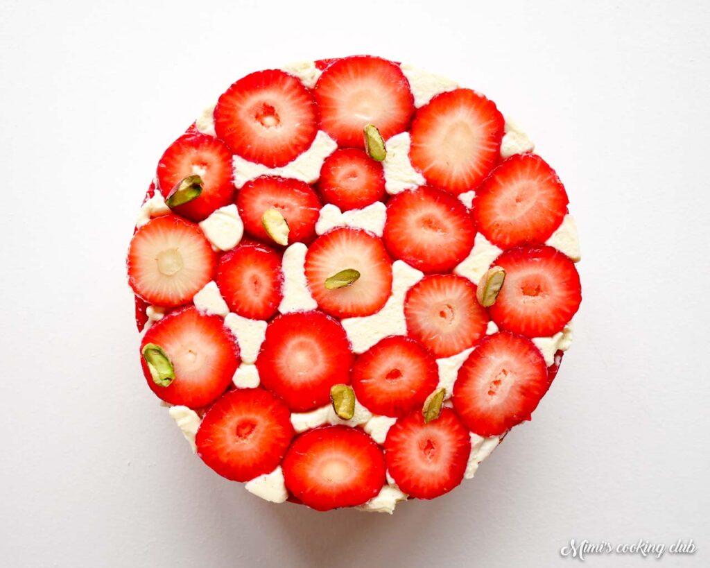 fraisier Yann Couvreur