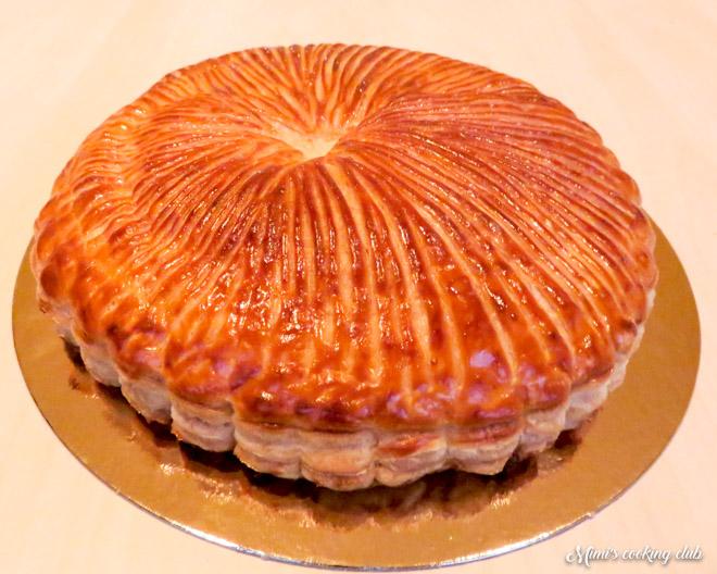 galette des rois 2019 abricot