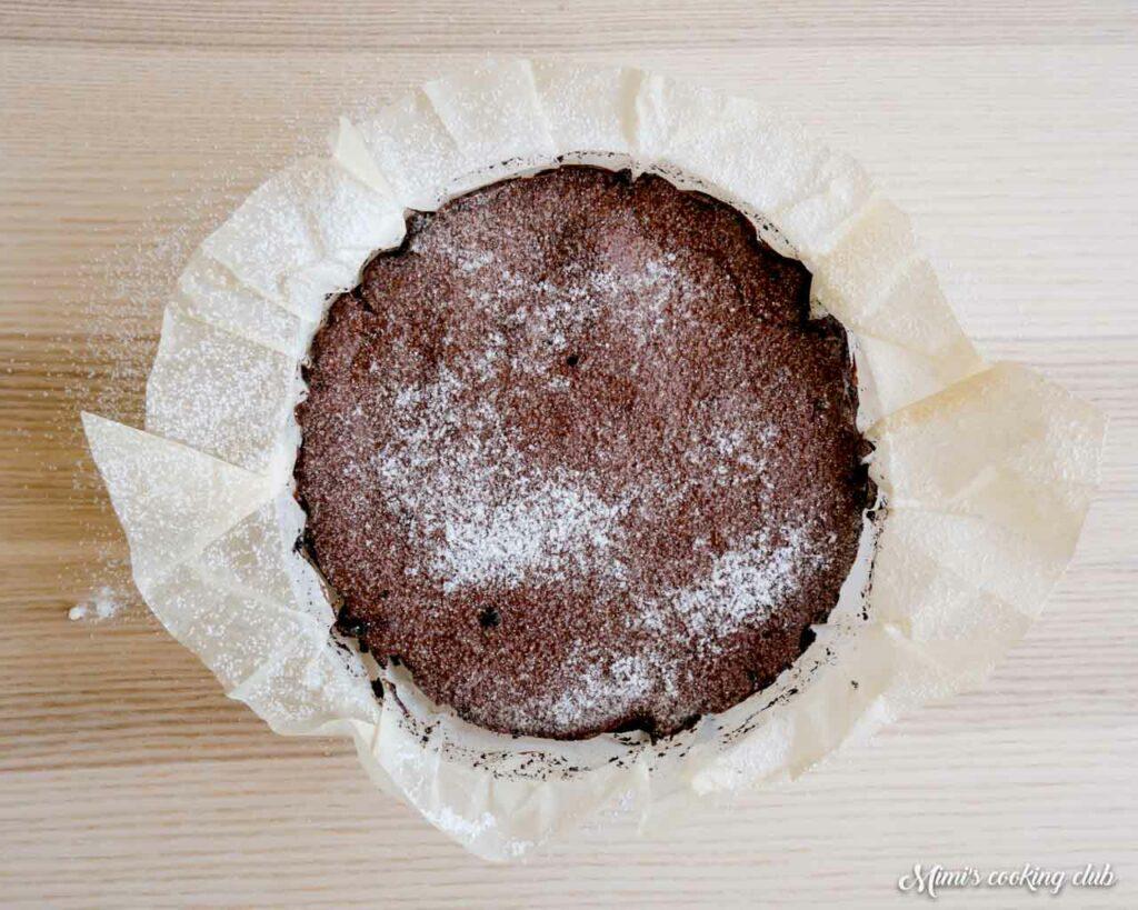 gâteau chocolat ottolenghi sans gluten