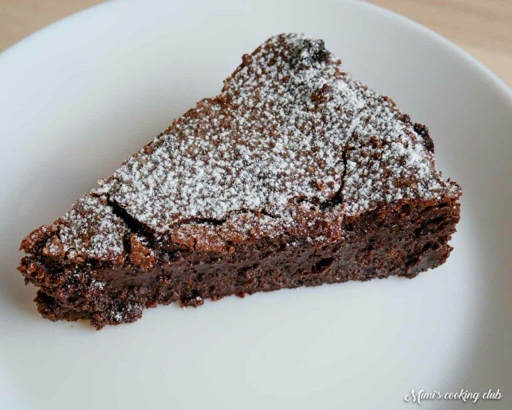 gâteau chocolat ottolenghi
