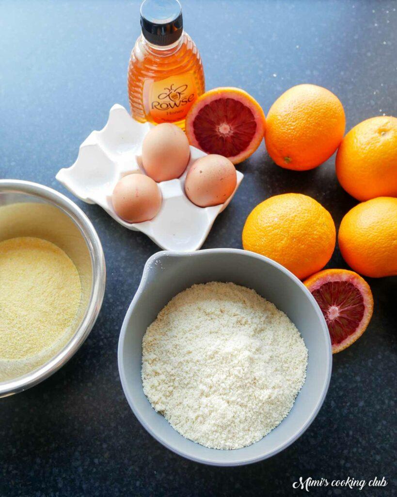 gateau orange sanguine jamie oliver sans gluten