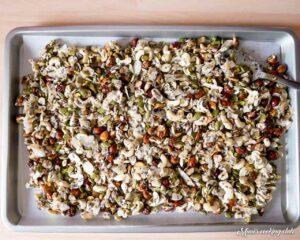 le granola parfait de l'été sans gluten