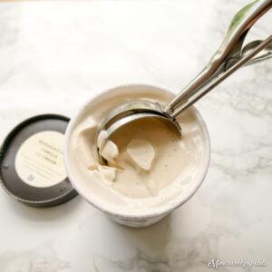 Ice cream bread, un gateau avec 2 ingredients