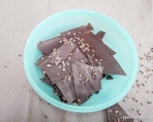mousse aux deux chocolats yann couvreur