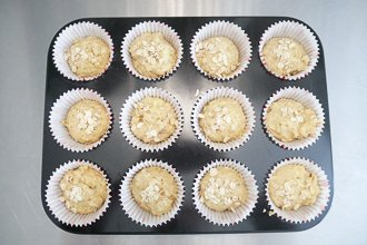 muffins banana bread