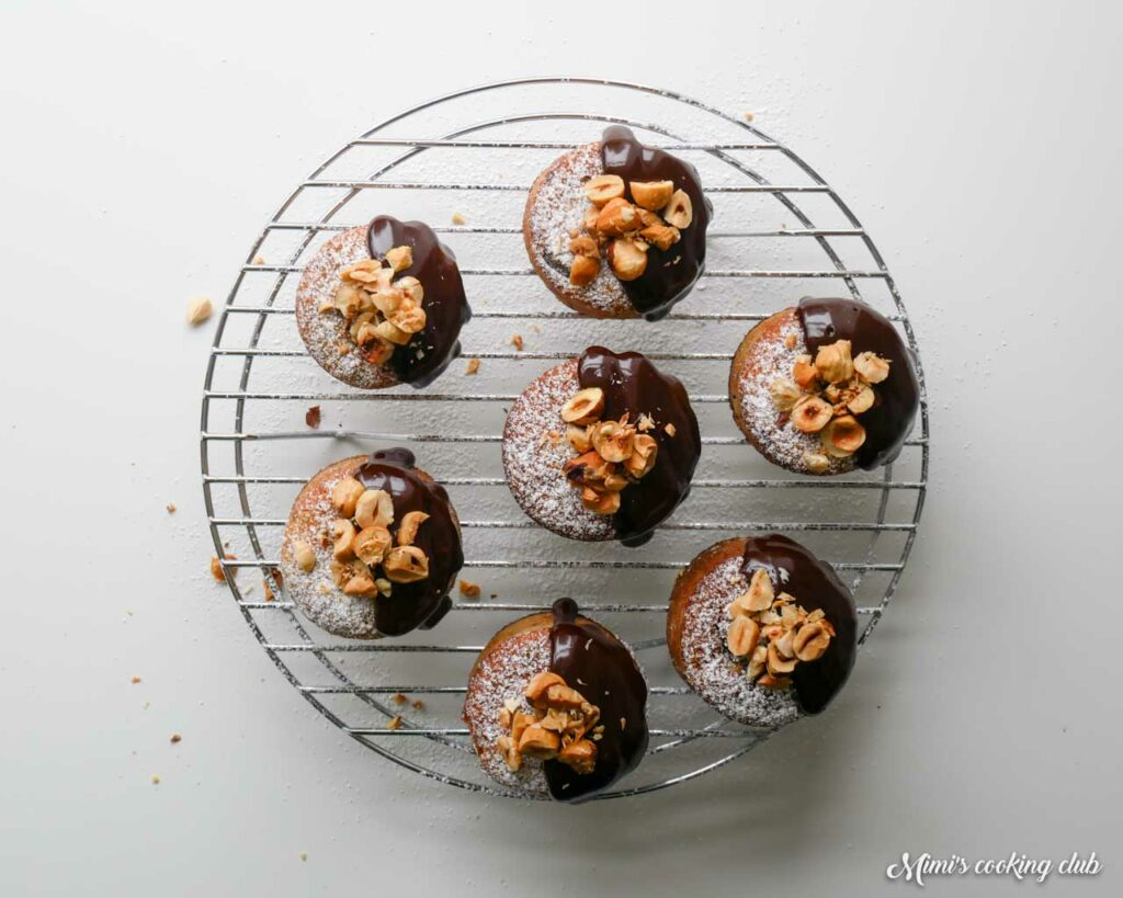 cakes ricotta noisette ottolenghi