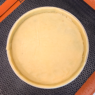 tarte estivale mangue