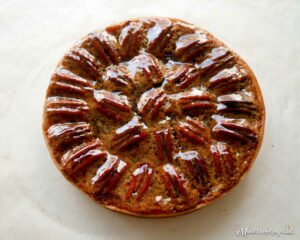 tarte aux noix de pécan frank haasnoot