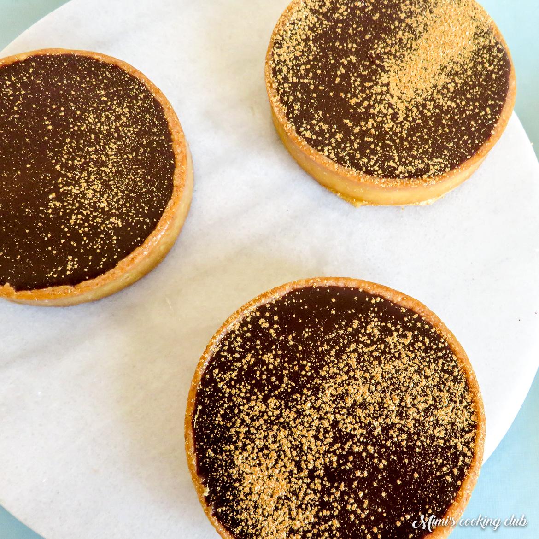 tartelettes chocolat jacques genin-a